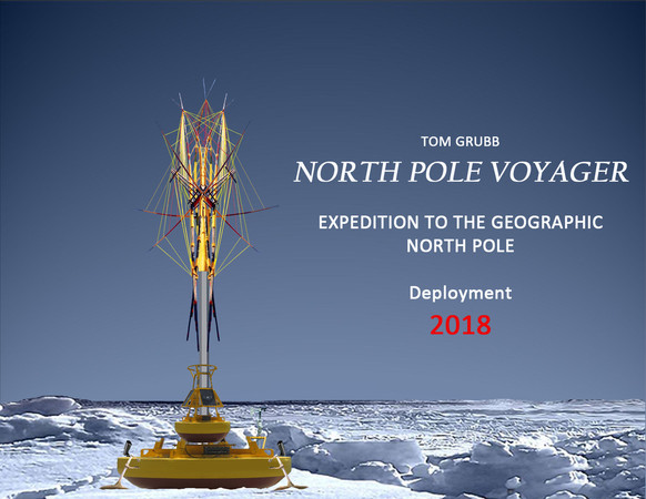 North Pole Voyager -